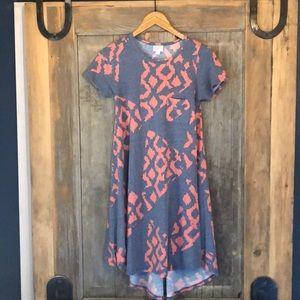 GUC LulaRoe Carly Dress XXS